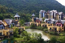 華僑城雲頂_江門 首期10萬 鐵路沿線物業 香港銀行按揭